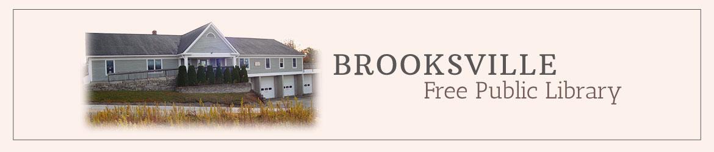 Brooksville Free Public Library, Brooksville, Maine